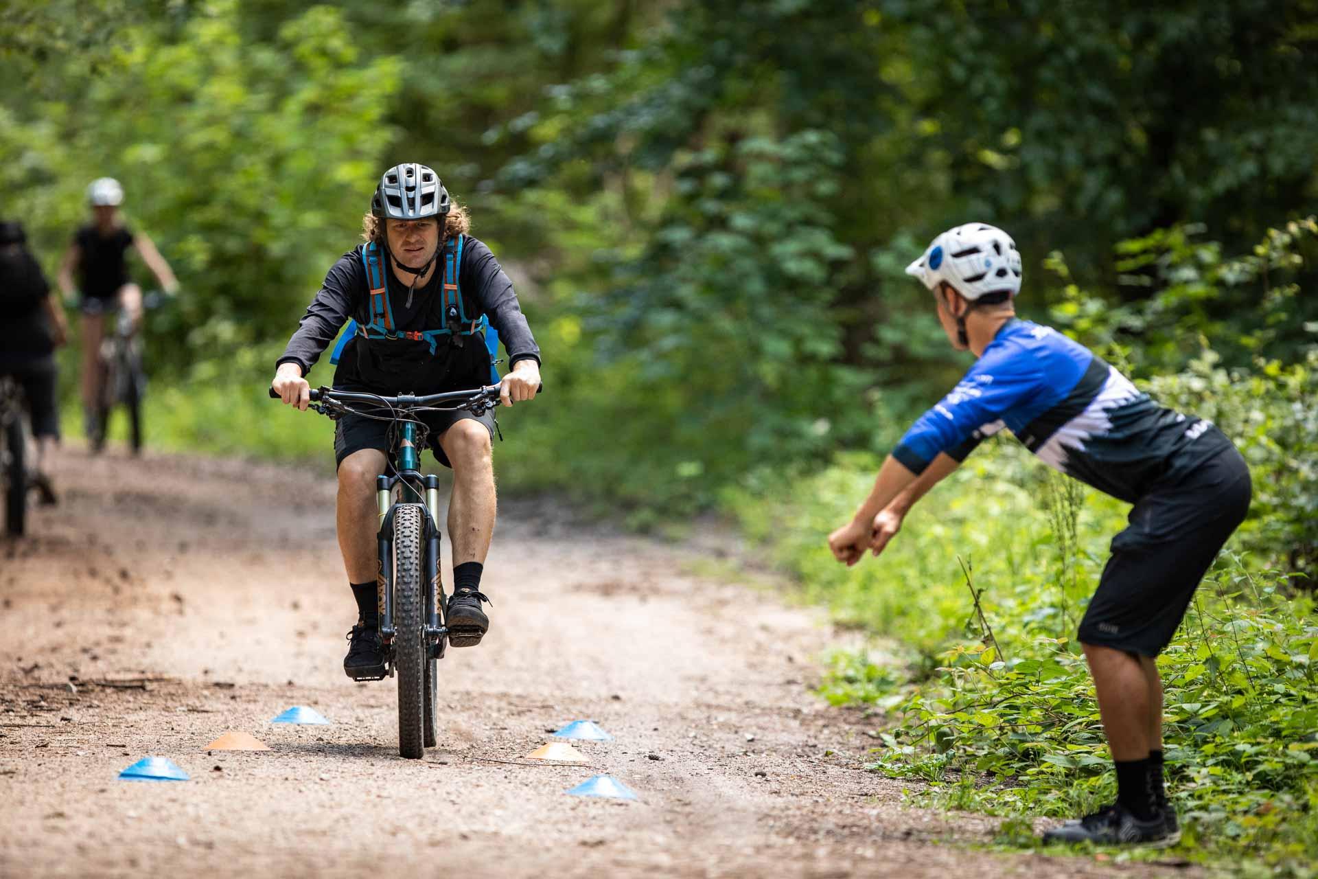 MTB Fahrtechnik Kurs für Einsteiger in Siegburg   Bonn - Mountainbike Basic - Rock my Trail Bikeschule - 16