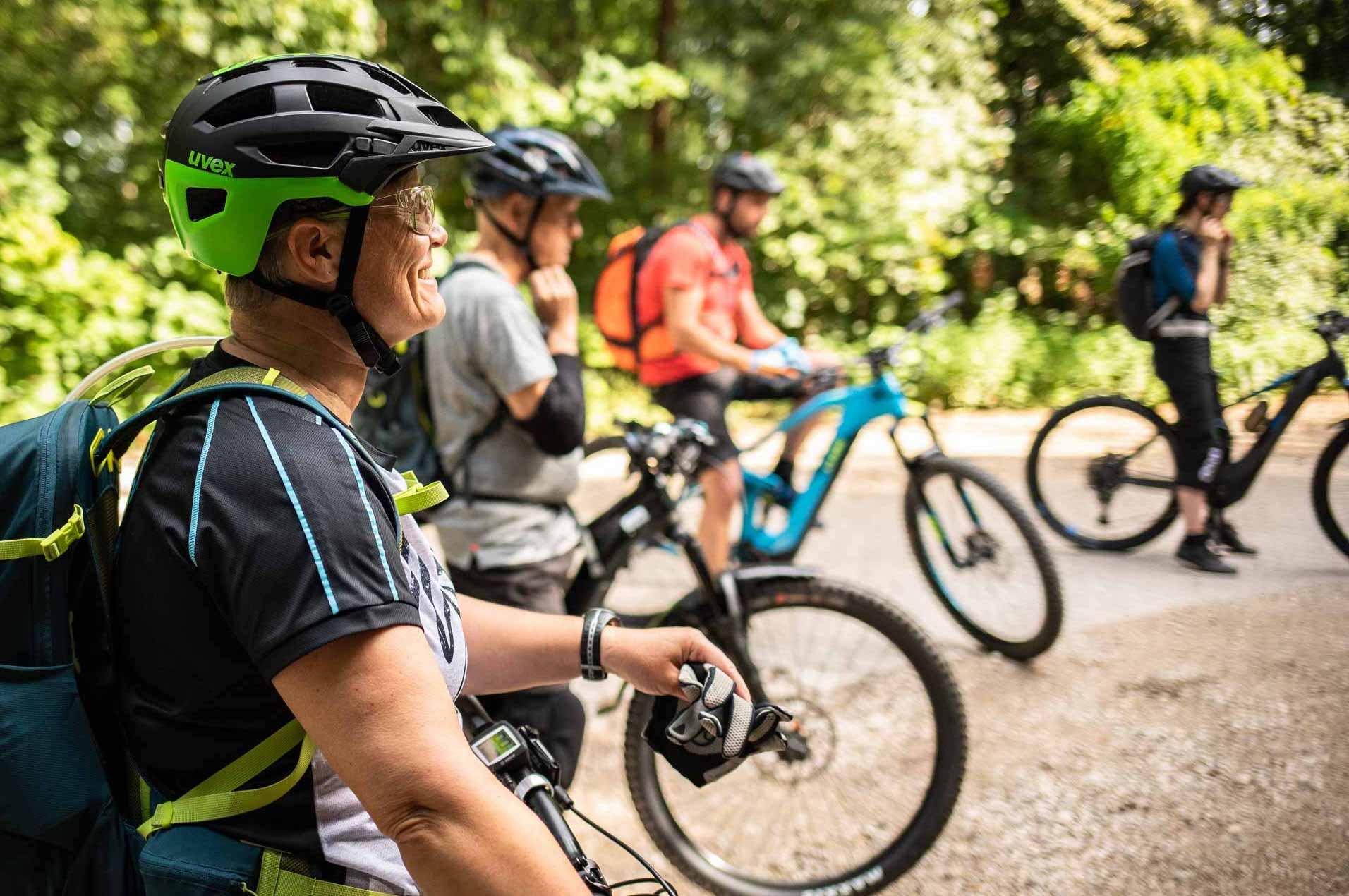MTB Fahrtechnik Kurs für Einsteiger in Siegburg   Bonn - Mountainbike Basic - Rock my Trail Bikeschule - 22