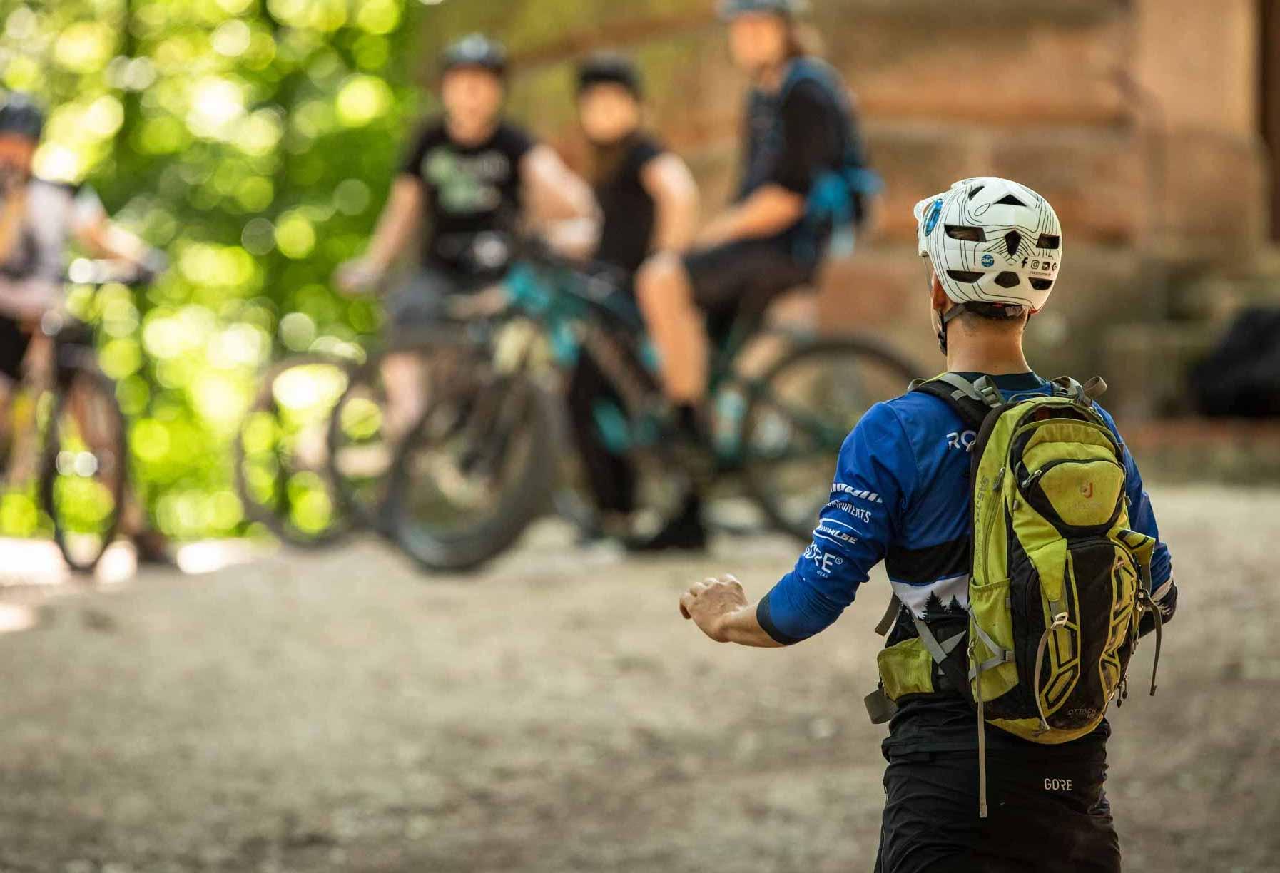 MTB Fahrtechnik Kurs für Einsteiger in Siegburg   Bonn - Mountainbike Basic - Rock my Trail Bikeschule - 27