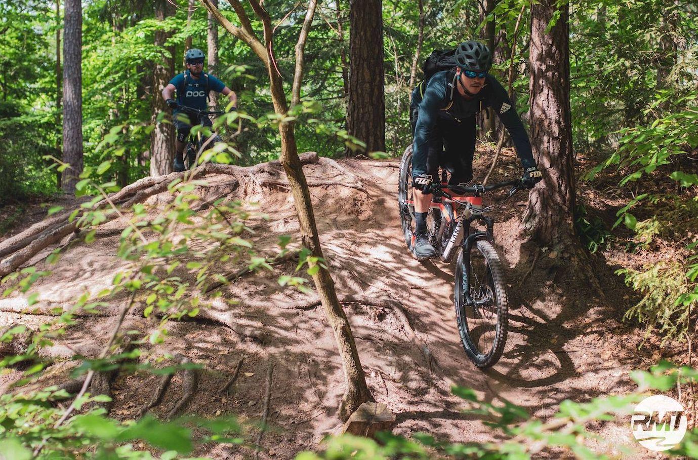 MTB Fahrtechnik Kurs für Einsteiger in Siegburg   Bonn - Mountainbike Basic - Rock my Trail Bikeschule - 5