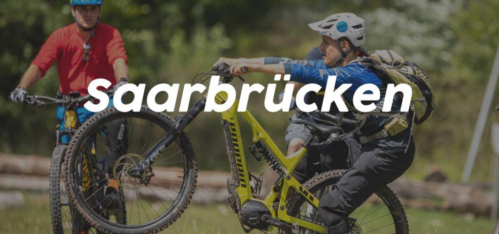 Mountainbike eBike Fahrtechnik Kurse Saarland Saarbrücken