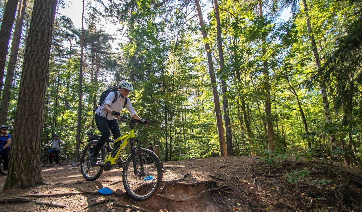 eMTB Fahrtechnik Einsteiger Siegburg Bonn eBike Kurs für eBike Einsteiger_Rock my Trail Bikeschule - 310