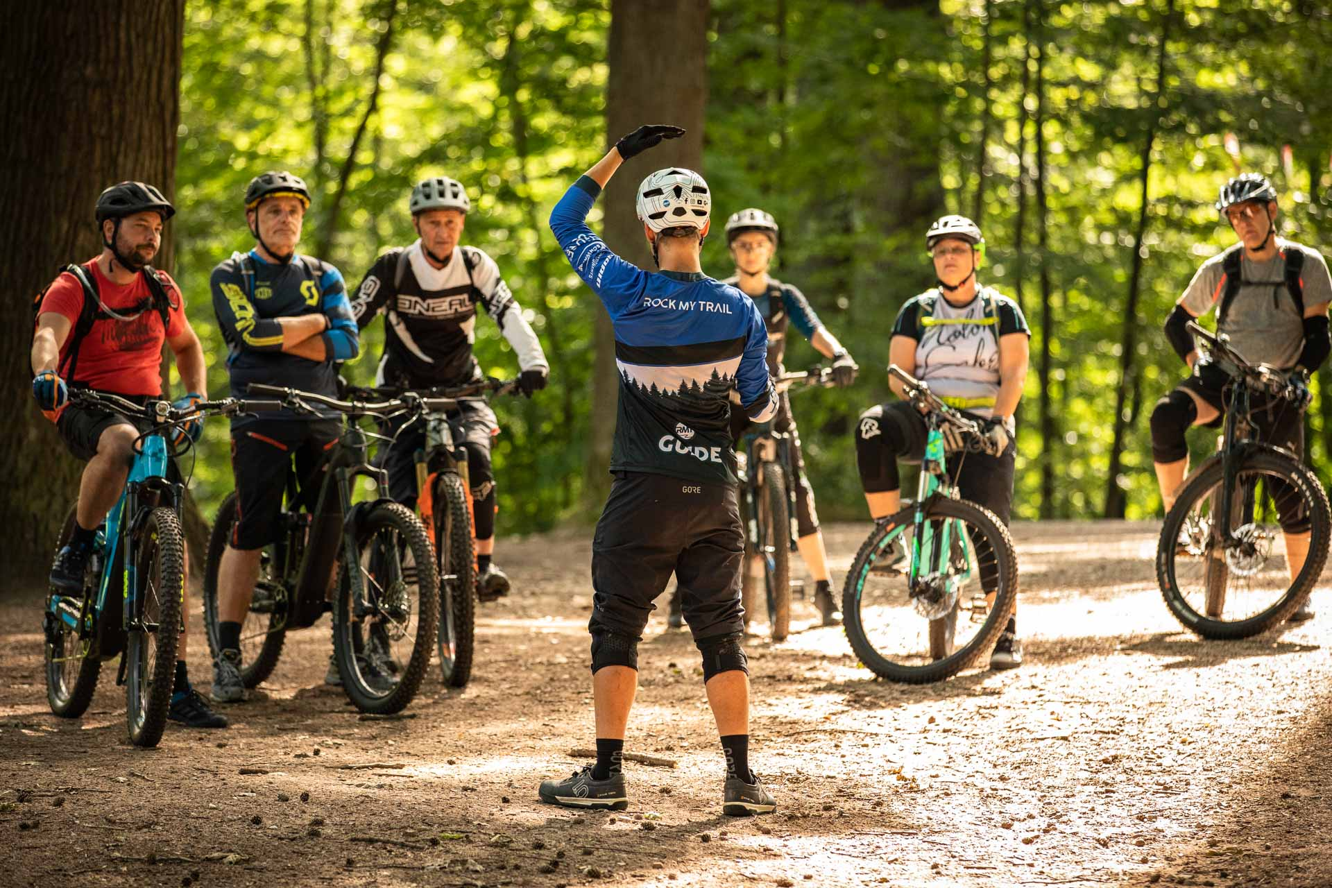 eMTB Fahrtechnik Einsteiger Siegburg Bonn eBike Kurs für eBike Einsteiger_Rock my Trail Bikeschule - 312