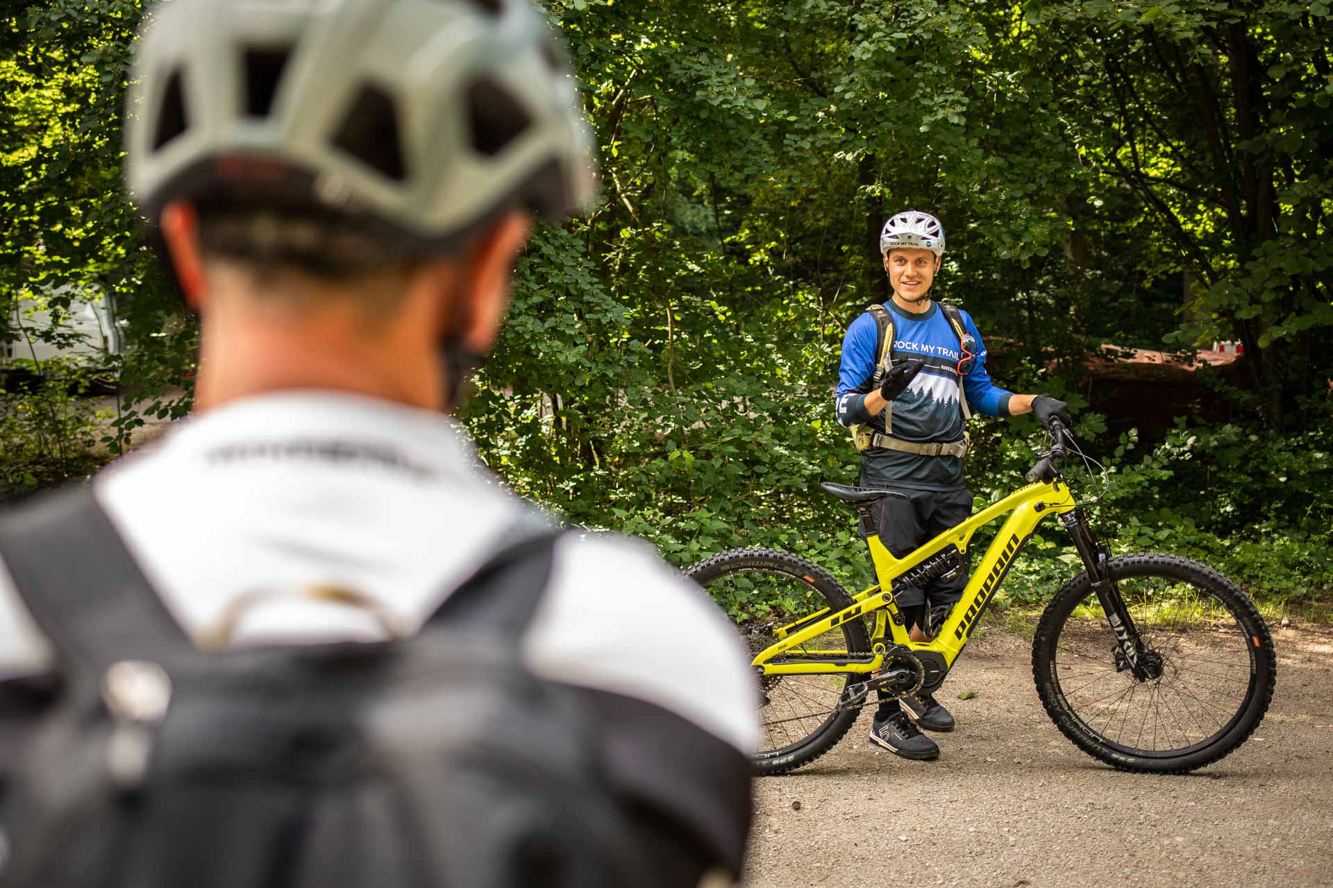 eMTB Fahrtechnik Einsteiger Siegburg Bonn eBike Kurs für eBike Einsteiger_Rock my Trail Bikeschule - 317