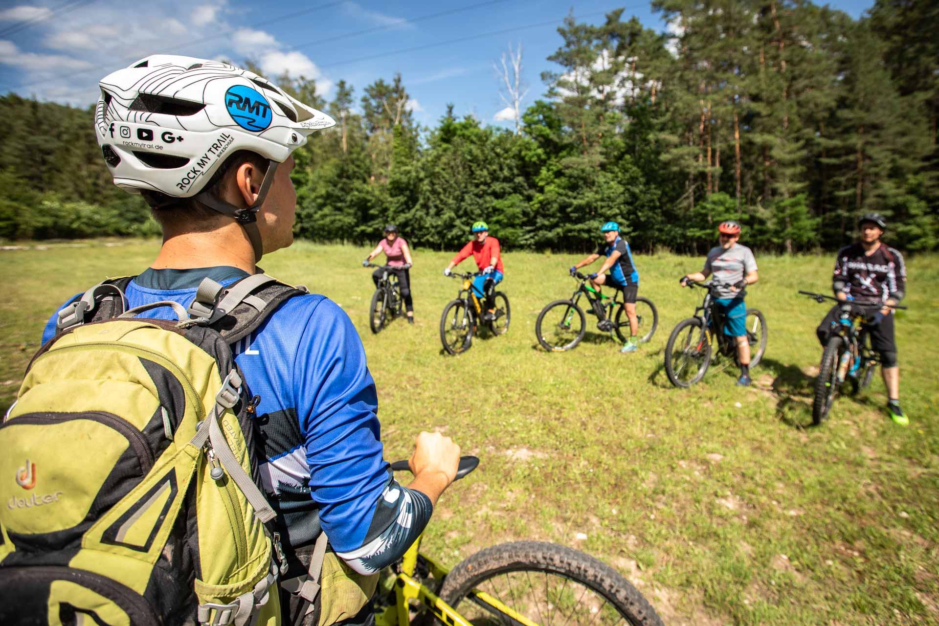 eMTB eBike Fortgeschritten Fahrtechnik Kurs in Siegen - Rock my Trail Bikeschule317