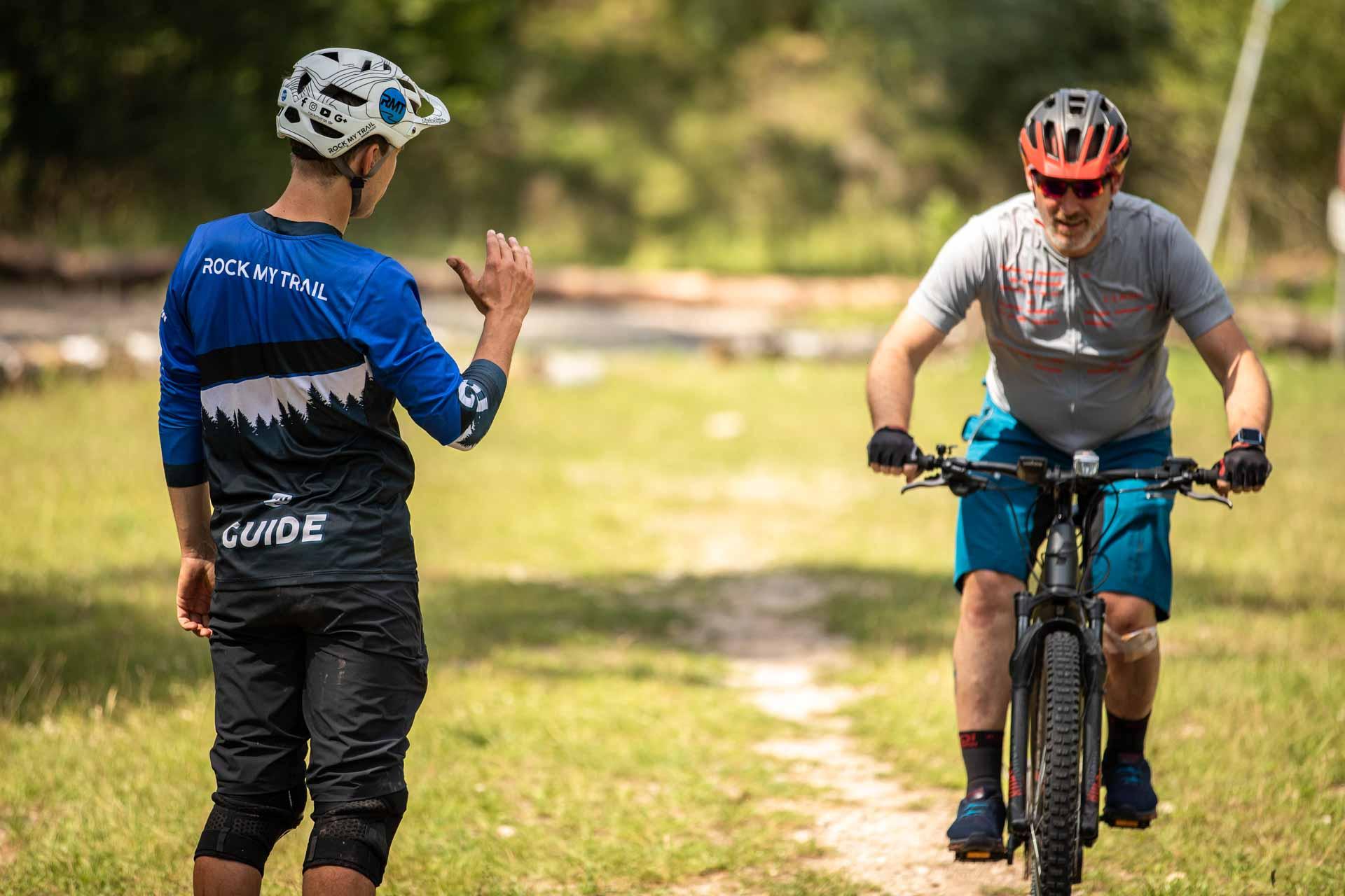 eMTB eBike Fortgeschritten Fahrtechnik Kurs in Siegen - Rock my Trail Bikeschule319