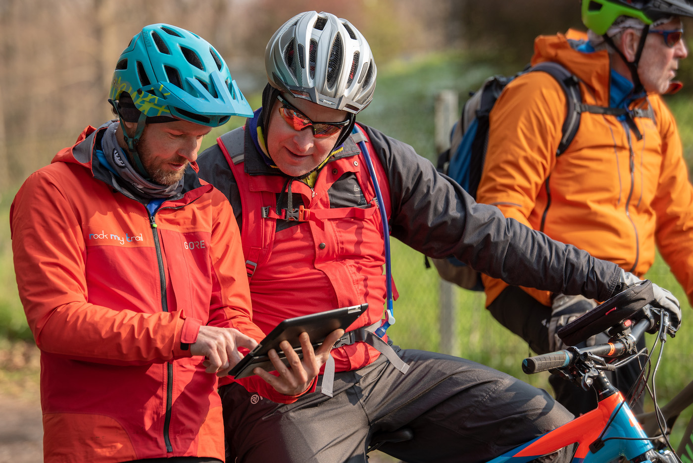 eMTB eBike Fortgeschritten Fahrtechnik Kurs in Siegen - Rock my Trail Bikeschule329