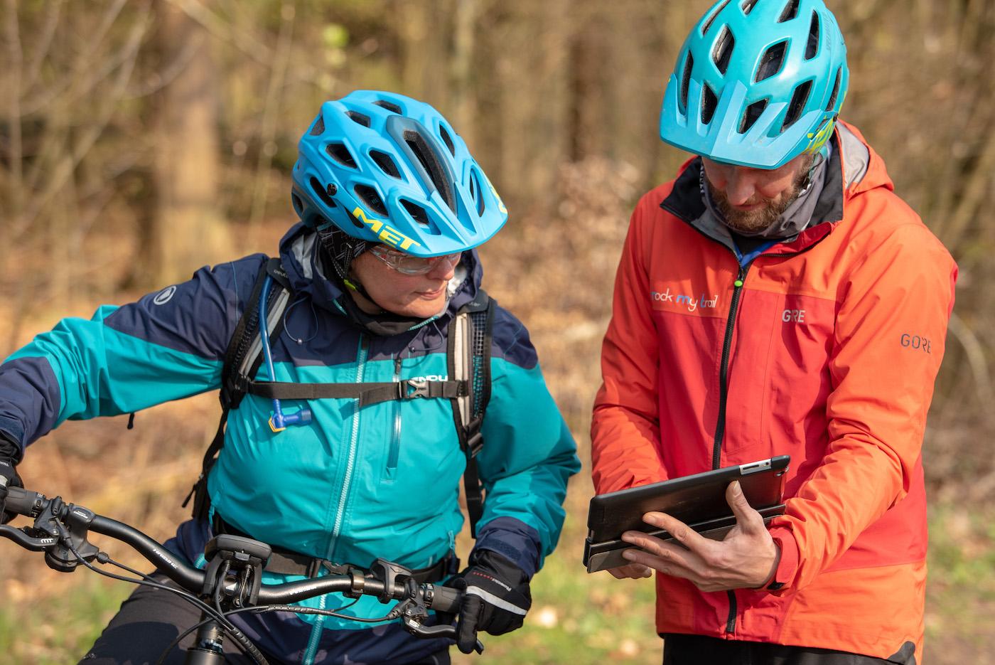 eMTB eBike Fortgeschritten Fahrtechnik Kurs in Siegen - Rock my Trail Bikeschule39