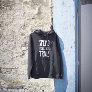 spend more time on trails tshirt pullover detail hoodie rockmytrail_-17