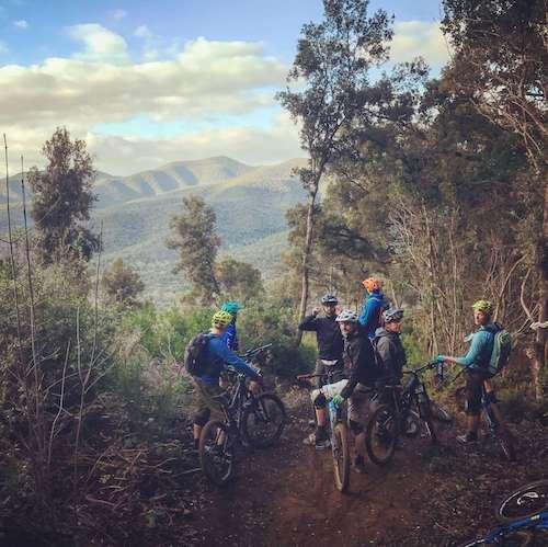 MTB Reise Toskana Trailparadies Bike Reise Paare. - Rock my Trail21 Kopie