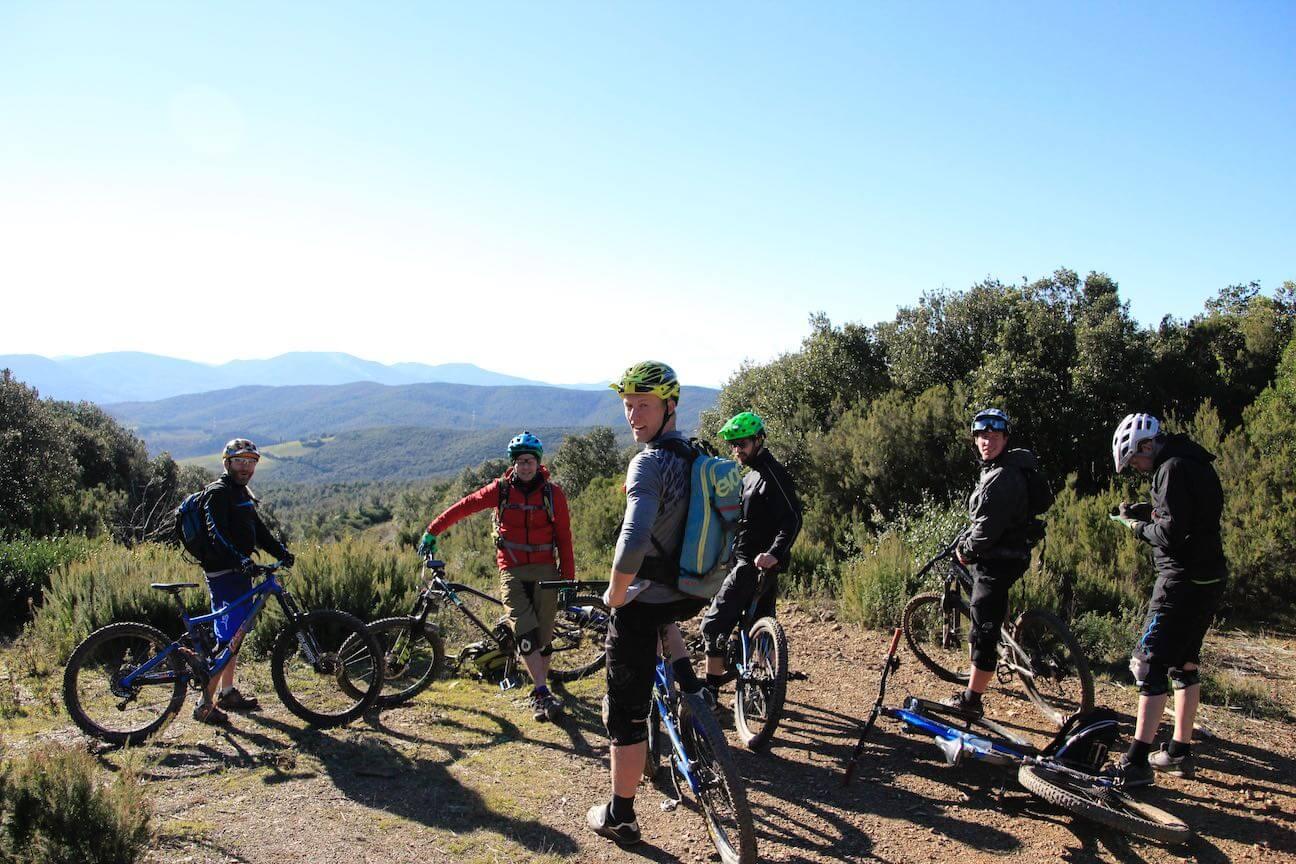 MTB Reise Toskana Trailparadies Bike Reise Paare. - Rock my Trail29