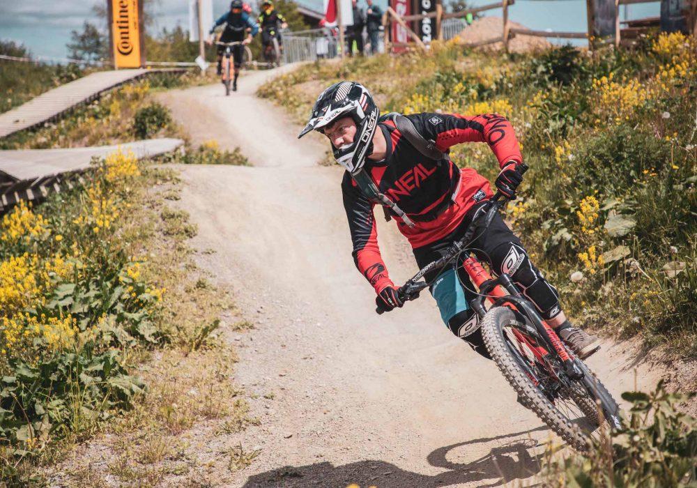 Bikepark Fahrtechnik Basics+ Kurs