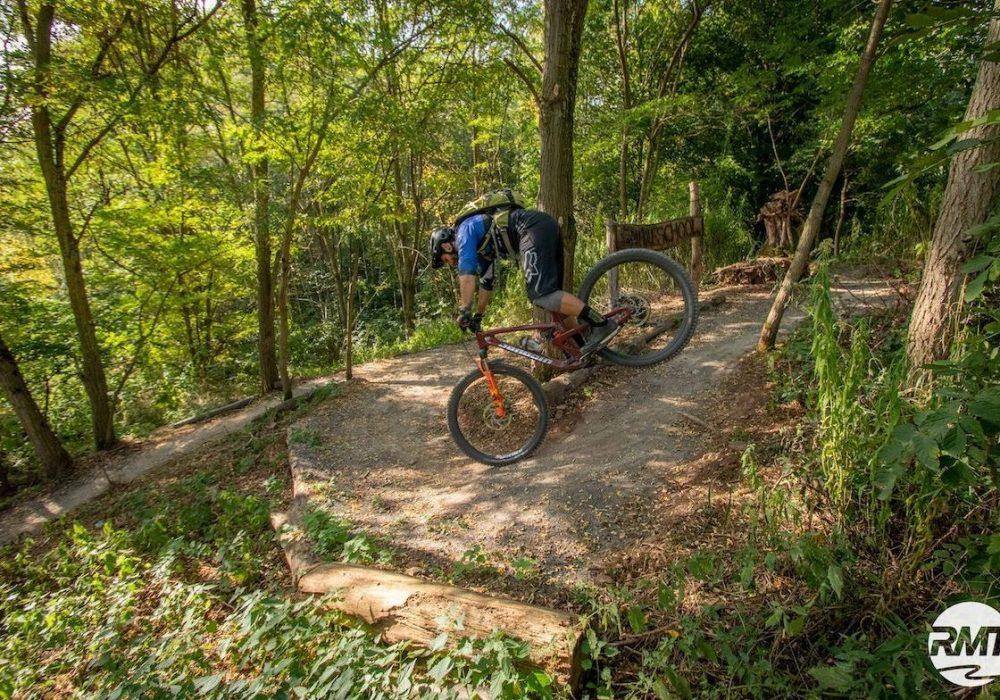 Experten Fahrtechnik Kurs in Hamburg - Harburger Berge Norden - Rock my Trail MTB und eBike Bikeschule - 17