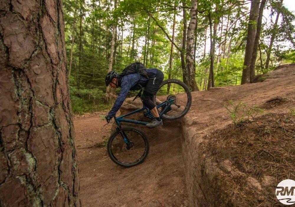 Experten Fahrtechnik Kurs in Moers - Rock my Trail MTB und eBike Bikeschule - 14