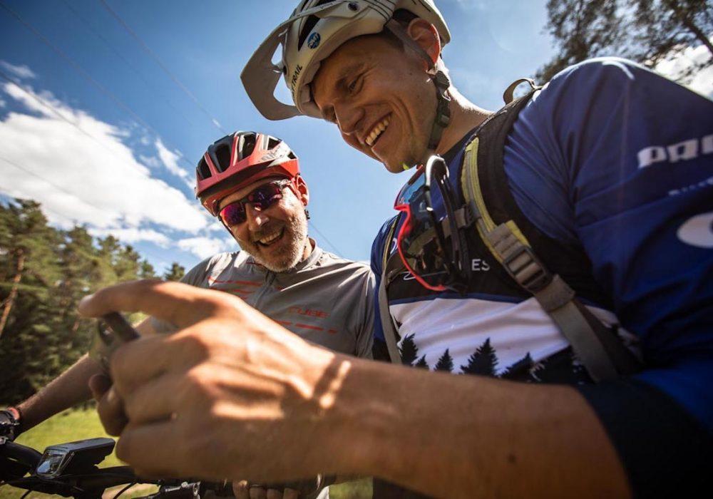 Experten Fahrtechnik Kurs in Nürnberg - Rock my Trail MTB und eBike Bikeschule-46