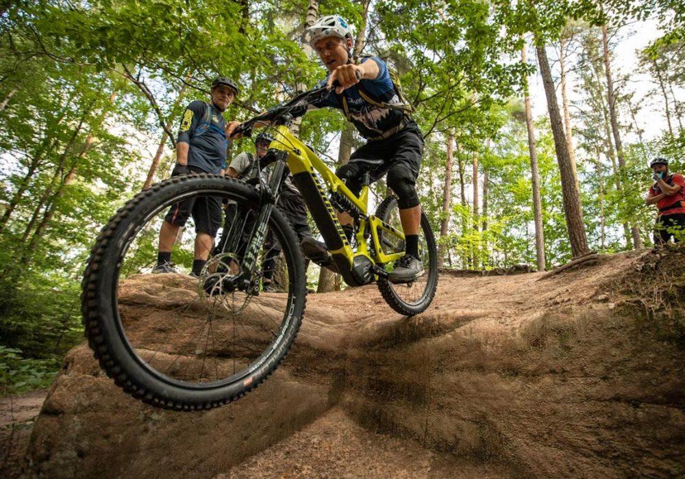 Experten Fahrtechnik Kurs in Witten |Ruhrgebiet - Rock my Trail MTB und eBike Bikeschule GmbH - 4