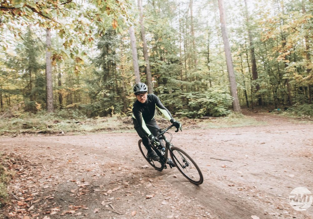 Gravel Fahrtechnik Basic Köln Trails CycloCross Training Rock my Trail Bikeschule