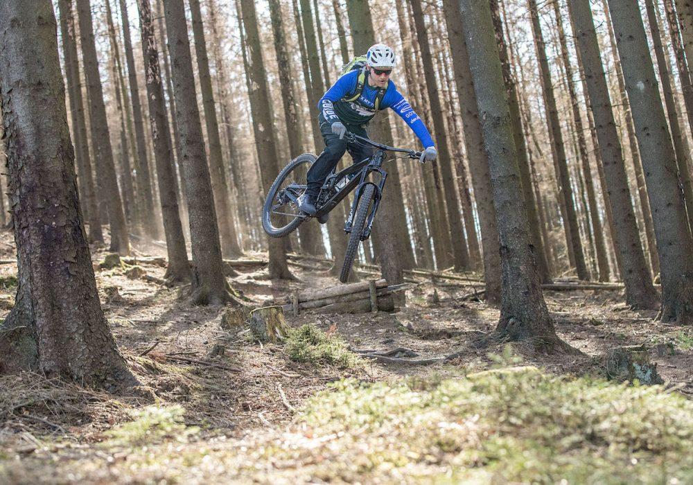 MTB Fahrtechnik Enduro Spezialisten Kurs - Rock my Trail Bikeschule