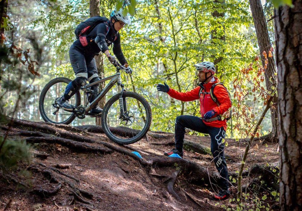 MTB Fahrtechnik Kurs Fortgeschrittene in Saarbrücken - Mountainbike Fortgeschritten - Rock my Trail Bikeschule - 5