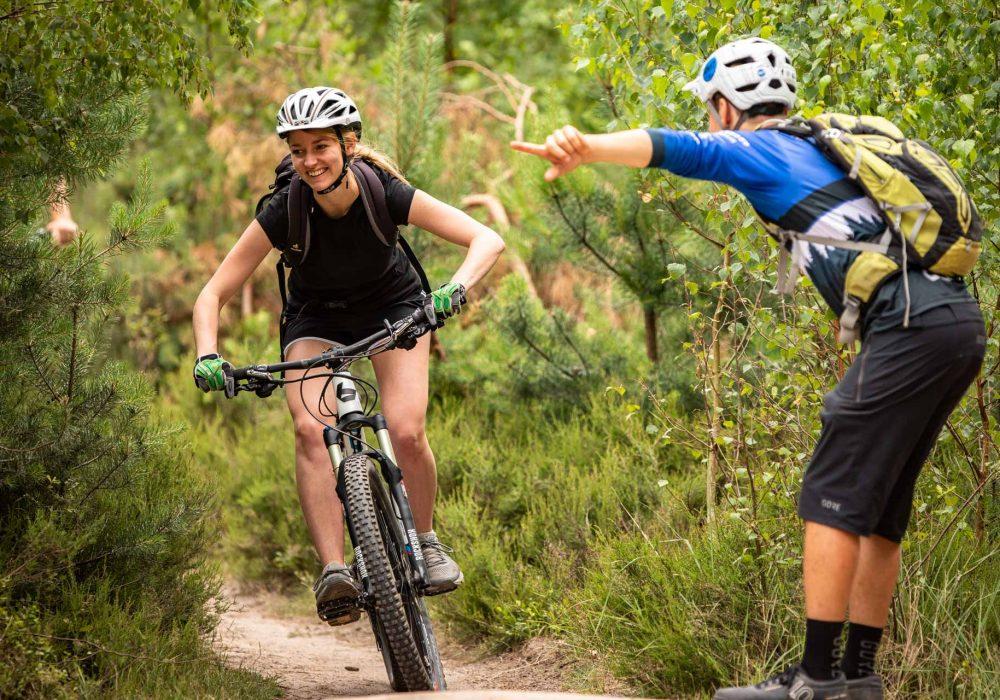 MTB Fahrtechnik Kurs für Einsteiger in Nürnberg - Mountainbike Basic - Rock my Trail Bikeschule37