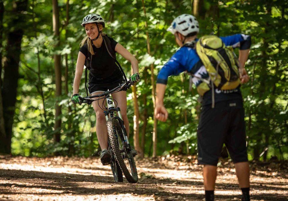 MTB Fahrtechnik Kurs für Einsteiger in Saarbrücken - Mountainbike Basic - Rock my Trail Bikeschule - 26