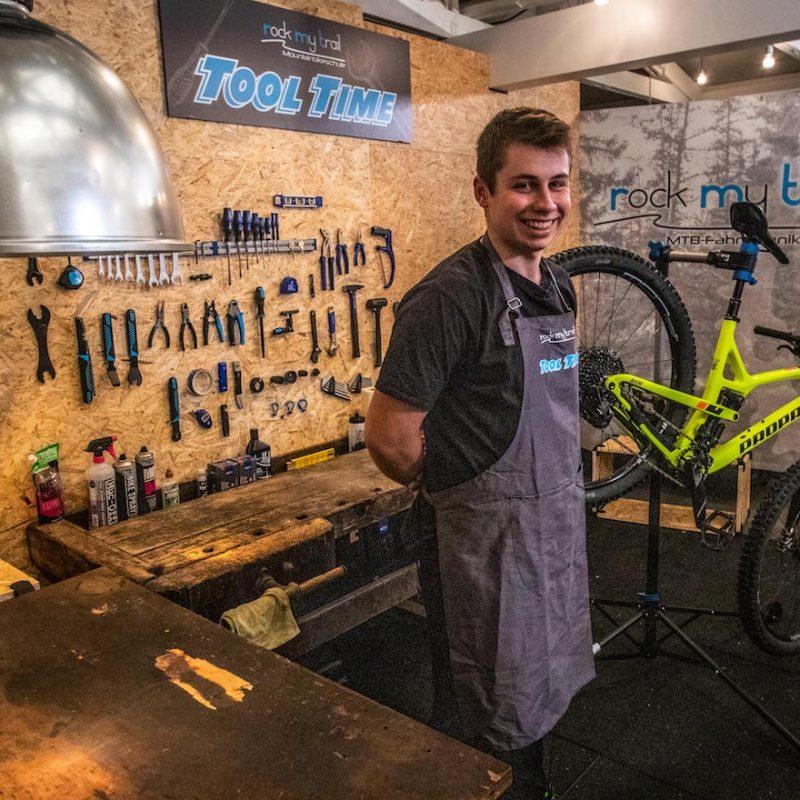 MTB Schrauber Kurs _ Bike Werkstatt & Reparatur Kurs _ Rock my Trail