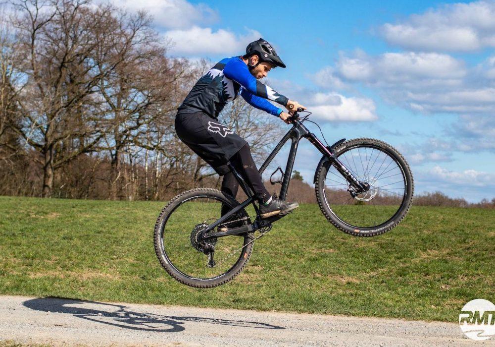 Mountainbike eBike MTB Fahrtechnik Kurse in Aalen Training Rock my Trail Bikeschule