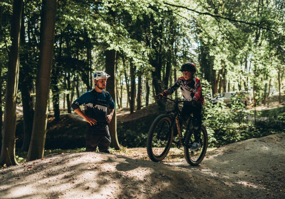 Mountainbike eBike MTB Fahrtechnik Kurse in Pforzheim -