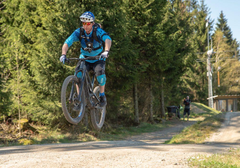 Mountainbike eBike MTB Fahrtechnik Kurse in Pforzheim