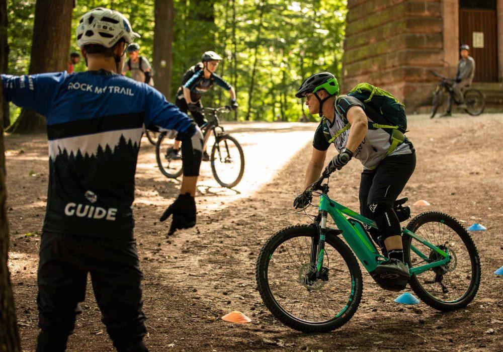 eMTB Fahrtechnik Einsteiger Kurs Witten |Ruhrgebiet - eBike Training - Rock my Trail Bikeschule GmbH - 13