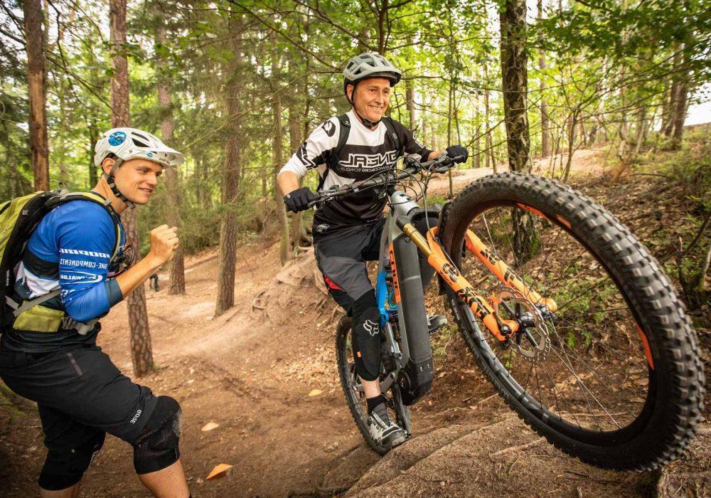 eMTB Fortgeschritten Fahrtechnik Kurs Witten |Ruhrgebiet - Mountainbike Training - Rock my Trail GmbH - 15