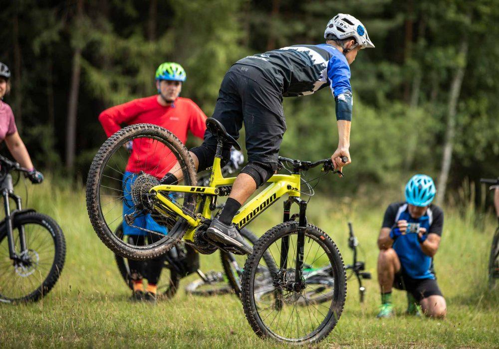 eMTB Fortgeschritten Fahrtechnik Kurs in Moers - Niederrhein Duisburg Ruhrgebiet - eBike- Rock my Trail Bikeschule GmbH - 22