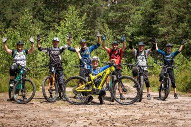 eMTB Fahrtechnik Einsteiger Nürnberg Kurs für eBike Einsteiger_Rock my Trail Bikeschule
